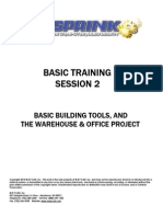 Basic Training - Session No. 2