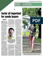 Toronto Sun Article on Walkability