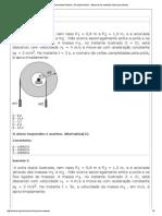 Modulo 2 Resolvido cinemática dos sólidos