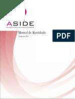 Manual de Identidade Visual - Aside