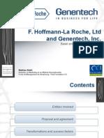Roche Genentech investor presentation