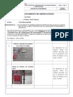 Levantamiento de Observaciones INSPECCION INTERNA 11-03-15