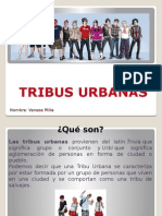 Tribus Urbanas Chilenas