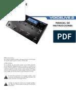 voicelive2 - espanhol