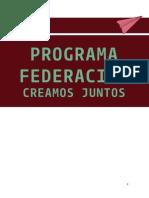 Programa Lista Creamos Juntos