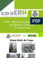 CIPA Treinamento Modulo Investigação Acidentes