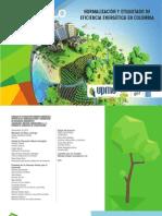 NORMALIZACIÓN Y ETIQUETADO DE EFICIENCIA ENERGÉTICA EN COLOMBIA - MÓDULO 1