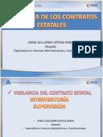 Vigilancia Contrato Estatal Colombia