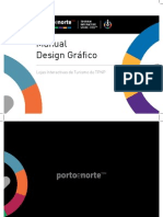 Manual de Identidade Visual - PORTOeNORTE
