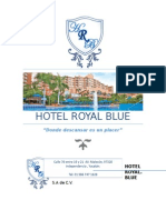 Hotel Royal Blue
