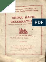 Shiva Ratri Celebrations - Sharada Peeth Research Papers.pdf