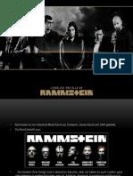 Rammstein ppt
