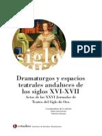 Dramaturgos y Espacios