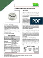 ATJ-EA_02-2014 - Detector de Temperatura Fixa