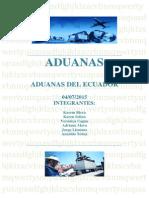 Aduanas Del Ecuador