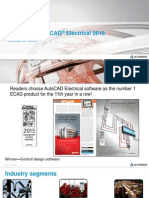 Autocad Electrical 2016 Whats New Presentation