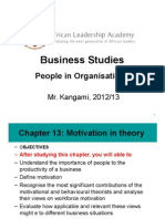People in Organisation