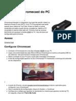 Configurar Chromecast Do Pc 16006 Mvheow