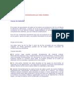 Edafologia Uno Contaminacion Por Sales Solubles Causas de Salinidad