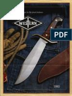 1993 Western Catalog