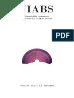 Antonino Forte, List of Publications