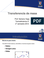 Clase_2sem2012 Transf Masa