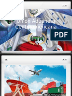 Union Aduanera Centroamericana Presentacion