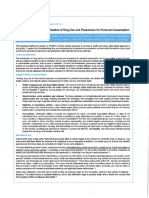 UNODC- Briefing Paper- Decriminalisation of Drug Use and Possession for Personal Consumption