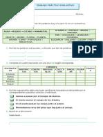 evaluación sustantivos