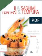 Sushi & Sashimi, Teriyaki & Tempura - Nuevas Recetas de La Cocina Tradicional Japonesa
