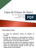 5.Capa de Enlace de Datos