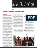 Syrie Rapport Foreign Fighters Juillet 2015
