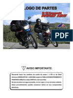 manual de partes kawasaki wind 125