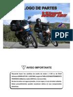 manual de partes kawasaki wind 125