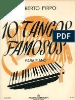10 Tangos Famosos Roberto Firpo