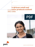 Retail and Consumer Products Outlook 2012 2016