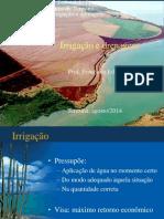 conceito irrigação