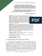 16-03 Acerca de La Compatibilidad Entre Islam y Democracia