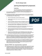 2. Design Guide Part 2 - Preparing Development Proposals