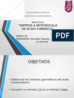 Seminario(Sintb cbkesis de Acido Fumarico)