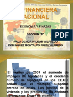 Crisis Financiera Internaciona