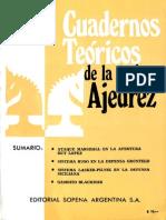 Cuadernos teoricos 19