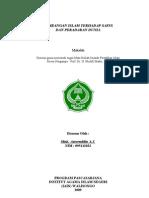 Makalah Sejarah Peradaban Islam (Sumbangan Islam Terhadap Sains Dan Peradaban Dunia)