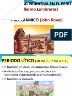 Comunidad Primitiva Andina