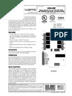 Fire-Lite ABS-8RF Data Sheet