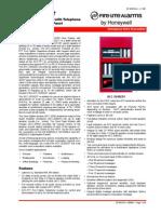 Fire-Lite ACC-2550ZST Data Sheet