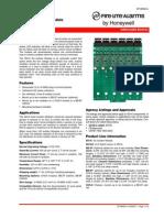 Fire-Lite ISO-6 Data Sheet