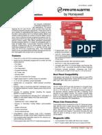 Fire-Lite MCBL-7 Data Sheet