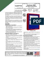 Fire-Lite MPS-24AF Data Sheet