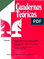 Cuadernos teoricos 1
